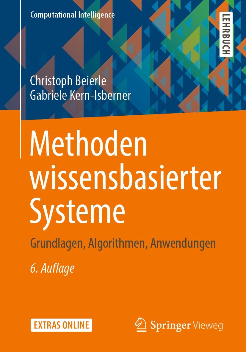 """Lehrbuch """"Methoden wissensbasierter Systeme"""""""