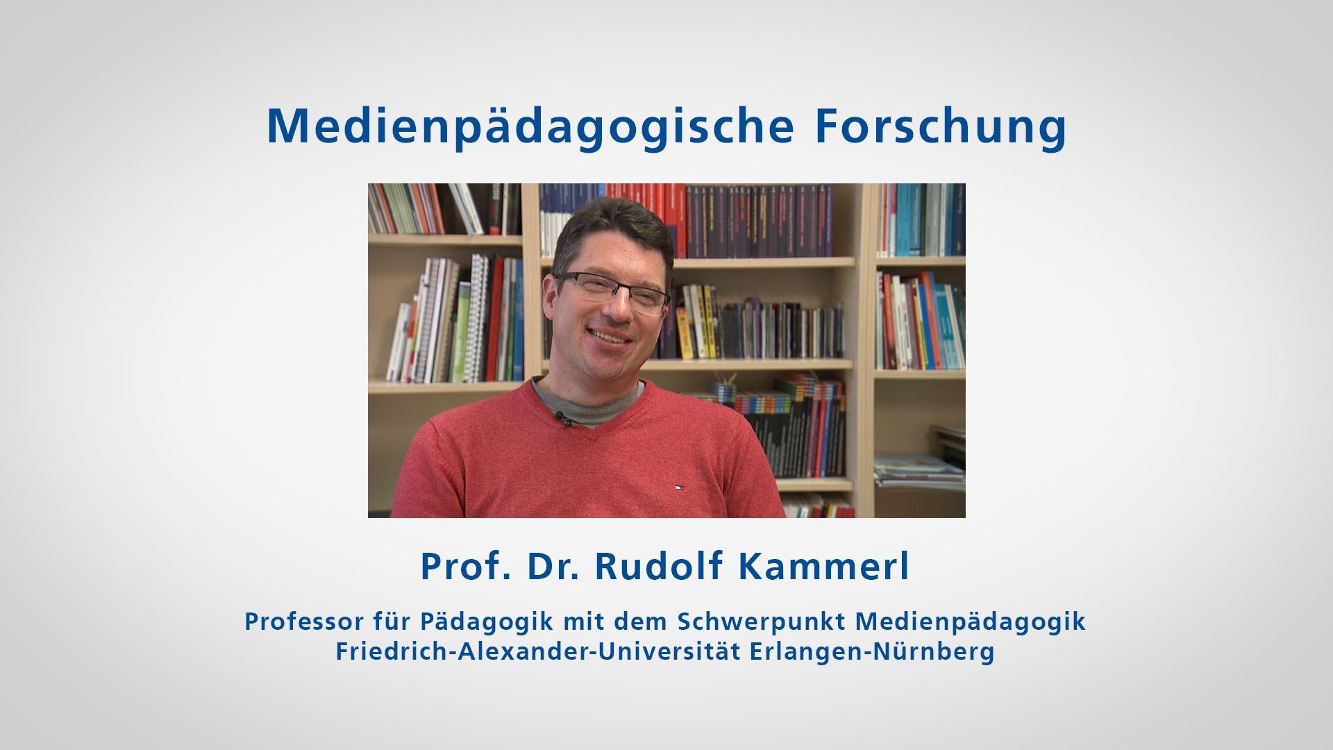 Medienpädagogische Forschung - FernUniversität in Hagen