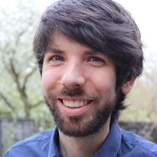 Portrait Andre Biederbeck