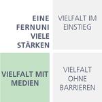 Logo Diversität