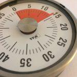 Wecker als Symbol für Timeboxing als wesentliches Scrum-Element