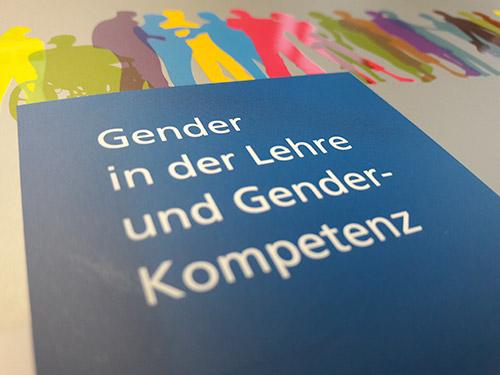 Broschüre Gender in der Lehre