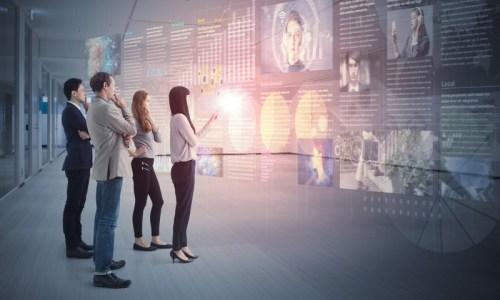 Veranschaulichung Digitalisierung