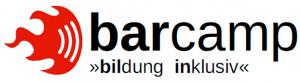 "Logo Barcamp ""Bildung inklusiv"""