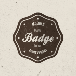 Moodle Badge
