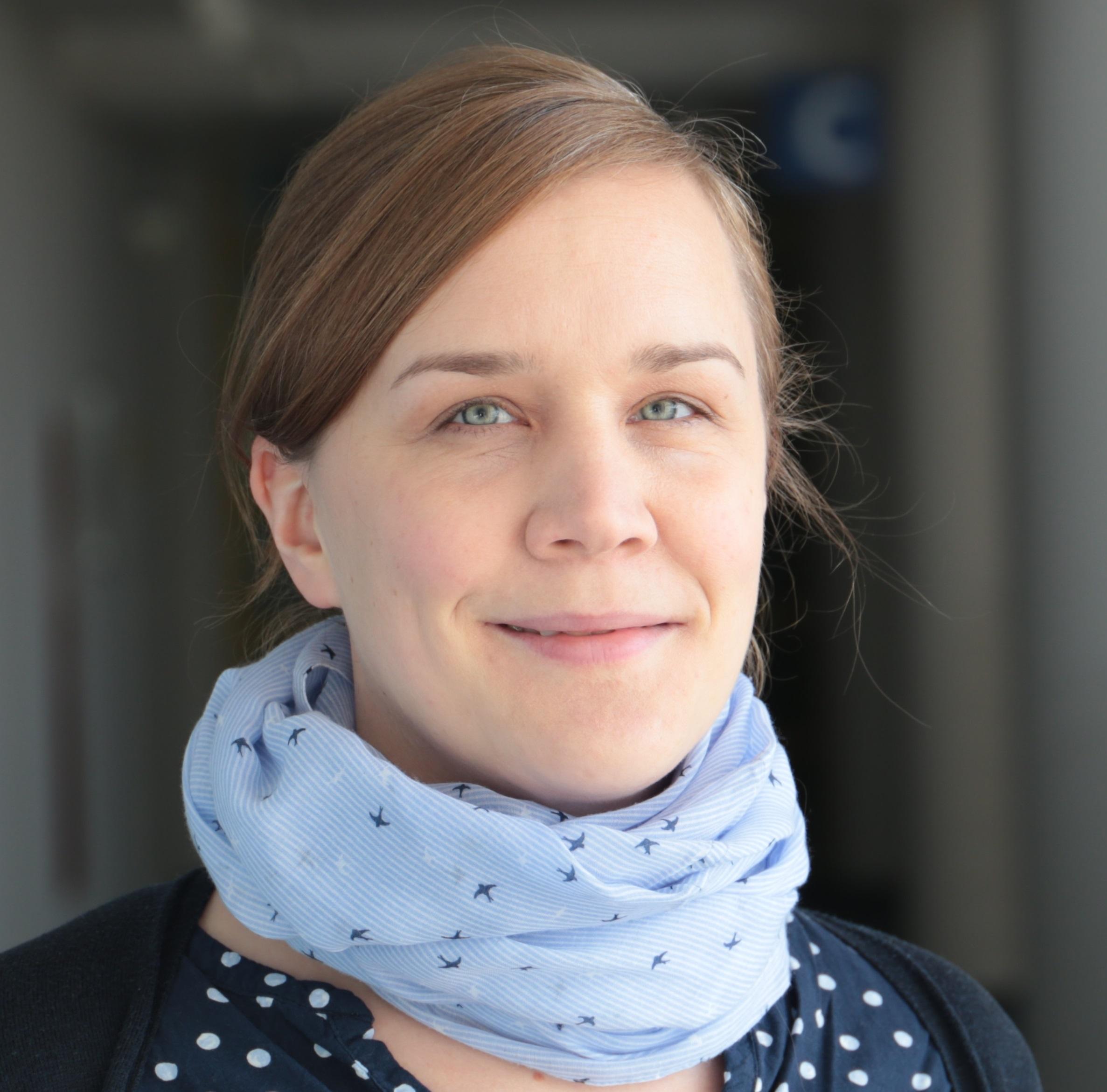 Portrait Anna Hinzmann