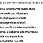 Online Übungssystem: Screenshot Mehrfachantworten