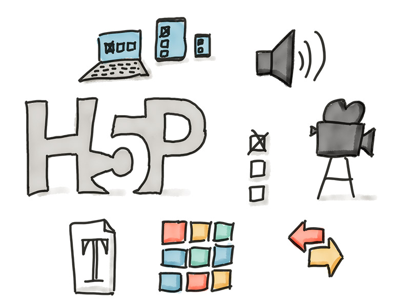 H5P Illustration