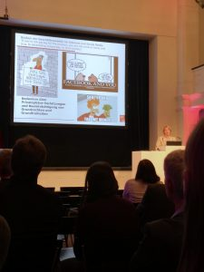 Vortrag zu Digitalisierung und Ethik