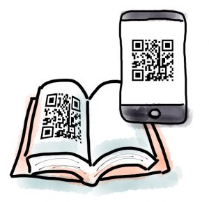 Illustration QR-Code
