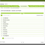ELP Screenshot Infothek
