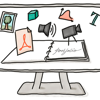 E-Portfolio Beitragsbild