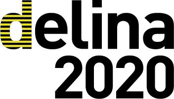 Logo delina 2020