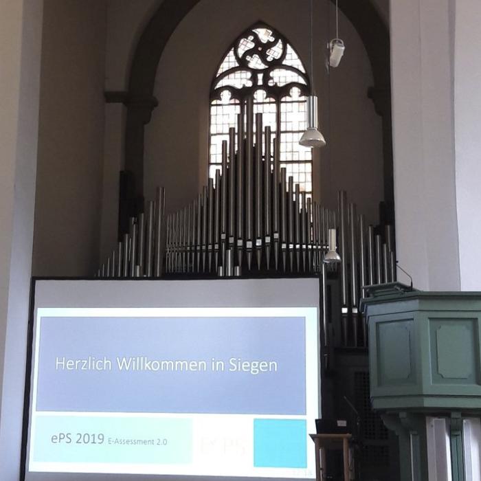 E-Prüfungs-Symposium Siegen 2019