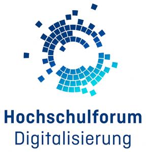 Logo des Hochschulforums Digitalisierung