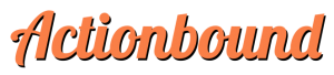 Actionbound Orange Black Logo