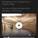 Screenshot Actionbound Beispiel Bibliotheksführung