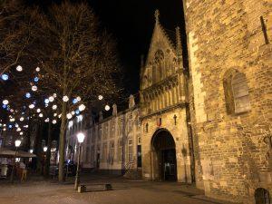 Abendliche Stadtführung in Maastricht