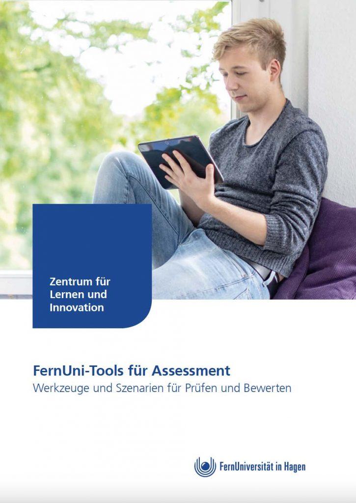 Cover Broschüre FernUni-Tools für Assessment