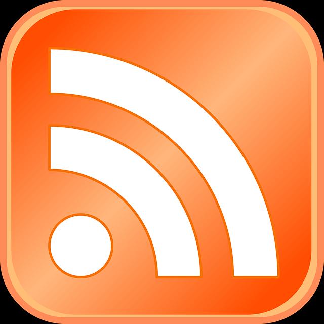 Symbolbild RSS-Feeds