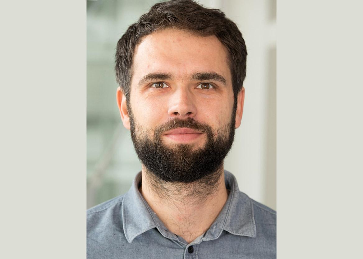 Portrait Dr. Niels Seidel