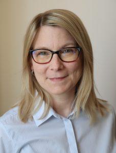 Portraitfoto Dr. Annette Klein